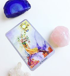 Daily #Tarot Reading for September 21: The Empress Are you #giving or receiving #divine #nurturing today? Have you been #blessed by the #generosity of others? Do you seem to live a #charmedlife now? Thank The #Empress. The Empress is both natural and comfortable and divinely #luxurious in her skin and surroundings. She is the divine #Mother the #fertile bearer the breath of life. When the Empress appears in a reading we're meant to enjoy the #goodthings in life and share them generously with…