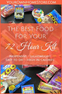 72 Hour Kits | 72 Hour Kit DIY | Seven Essential Categories for Your Family's 72 Hour Kit | Emergency Kit Disaster | Emergency Kit Printable Checklist