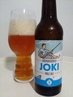 Panimo Honkavuori - Honkavuoren Joki pale ale 4,5% pullo