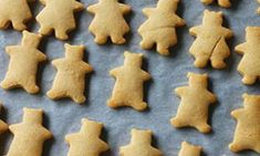 These cute little homemade Tiny Teddy biscuits will be fun to make with the kids and best of all you will know what is in that mixture.