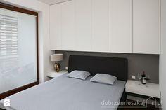 ORZECH PO AMERYKAŃSKU - zdjęcie od Ludwinowska Studio Architektury - Sypialnia - Styl Nowoczesny - Ludwinowska Studio Architektury