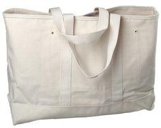 Bon 11-130 Heavy Duty Canvas Tote Bag