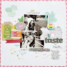 Corrie Jones - The Taste of Marietta