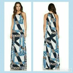 Trina Turk maxi Flowy and flattering patterned maxi.  Perfect for the summer :) Trina Turk Dresses Maxi