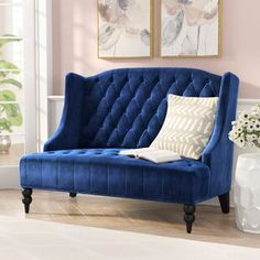 House of Hampton Charleena Chaise Lounge Room Setup, Best Sofa, Home Look, Side Chairs, Living Room Furniture, Furniture Sale, Sofa Furniture, Love Seat, Lounge