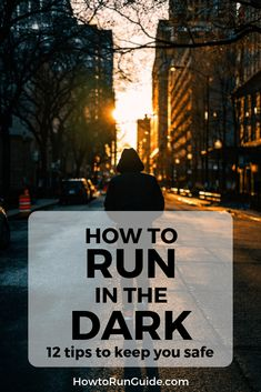 Running in the Dark: 12 Tips to Keep You Safe Learn how to safely run in the dark, with these 12 important tips. Running Routine, Running On Treadmill, Running Workouts, Running Tips, Lose Weight In A Week, Trying To Lose Weight, Weight Loss Motivation, Weight Loss Tips, Running In The Dark