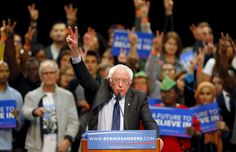 California or Bust: Bernie Sanders Looks To Seize Nomination With Golden State Win