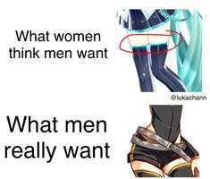 Len thighs