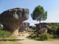 LA CIUDAD ENCANTADA; parques y reservas naturales en el pueblo de Valdecabras en Cuenca