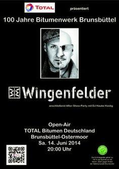 New-Metal-Media der Blog: Der New-Metal-Media Eventtipp: 100 Jahre Bitumenwerk Brunsbüttel #news #event