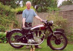 Proud Owner Graham with his B33