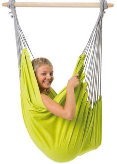 AMAZONAS Panama Kiwi - hangingchair, so cosy, so relaxed, so easy
