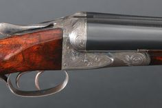 This A.H. Fox 'A' grade shotgun has not been worked on by Turnbull Restoration & Manufacturing Co. Upon evaluation we have concluded that the receiver retains 60% of original color case hardening. The barrel has been reblued, and the trigger … Continue reading →