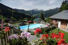 La Ferme du Chozal**** Hauteluce Beaufortain face au Mont Blanc