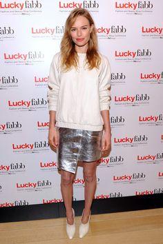 Der coole Look von Kate Bosworth zum Nachstylen