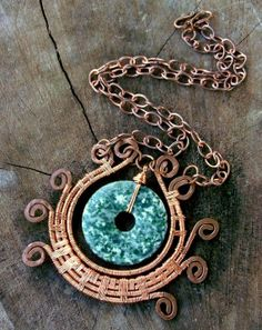 Copper Wire Wrap