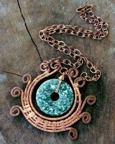 Copper Wire Wrap