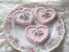 Faux Cookies ~ The Ruffled Rose