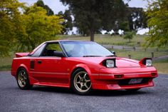 Toyota – One Stop Classic Car News & Tips Toyota Mr2, Toyota Corolla, Tuner Cars, Jdm Cars, Classic Japanese Cars, Classic Cars, Chrysler Airflow, Import Cars, Motorcycle Design