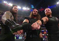 The Shield👊❤ Fastlane 2019 Seth Freakin Rollins, Seth Rollins, Wwe Dean Ambrose, The Shield Wwe, Wrestling Wwe, Match 3, The Last Time, Professional Wrestling, Roman Reigns