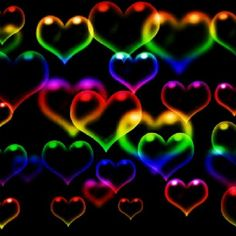 Heart Rainbows