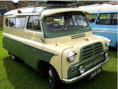 1958 - Bedford dormobile
