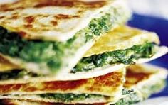 Quesadillat / Quesadillas Quesadillas, Street Food, Quiche, Sandwiches, Recipies, Breakfast, Recipes, Morning Coffee, Quesadilla
