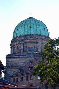 https://flic.kr/p/QJcjCo | Nürnberg (Deutschland) - Ludwigstrasse - Sankt Elisabethkirche | Pictures by Björn Roose. Taken in Nürnberg (Deutschland) in August 2016.