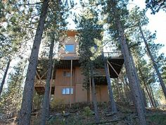Secluded cabin 18 Miles from Mt. 5 miles to Lake Pactola! Cabin Loft, Secluded Cabin, Hill City, Rapid City, House On A Hill, Lodges, Trail, Park, House Styles