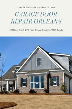 Garage Door Stuck or Won't Open? Don't Worry, Our Team Is Standing By To Help You. Garage Door Cable, Garage Door Repair, Commercial Garage Doors, Ottawa, Ontario, Vancouver, Shed, Outdoor Structures, Cabin