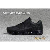 detailing 2574c deb05 2018 Nike Air Max 97 X Air Vapormax Mens Total Black New Year Deals