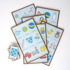Loteria Para Baby Shower Imprimir Gratis Pdf  Imagui
