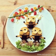 Créations Food Art by Lee Samantha | helloodesigner