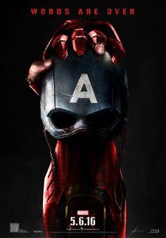 Poster do capitão america