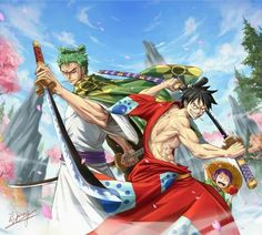 One of the best anime duo and also caption and his right hand duo of one piece. caption monkey d luffy the future One Piece World, One Piece Ace, One Piece Comic, One Piece Fanart, One Piece Luffy, One Piece Pictures, One Piece Images, Roronoa Zoro, Manga Anime One Piece