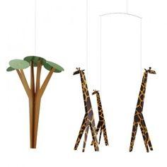 Flensted - Mobile Girafes: Amazon.fr: Bébés & Puériculture