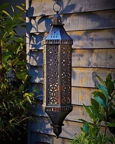 La Hacienda Large Kasbah Lantern | J D Williams