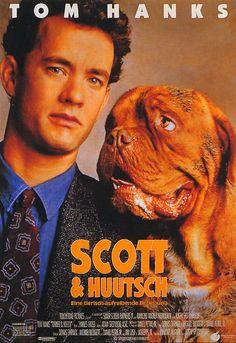 Poster zum Film: Scott & Huutsch