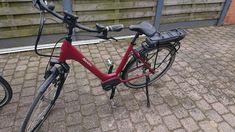 Tweedehands Norta elektrische fiets- Bosch 500Wh accu- aankoopdatum: augustus 2019- km-stand: 8500 km- vraagprijs: € 1300- contactpersoon bij interesse (eigenaar):0496475212 (Dhr. Cavents) of via email: bart_cavents@msn.com Bicycle, Bike, Bicycle Kick, Bicycles