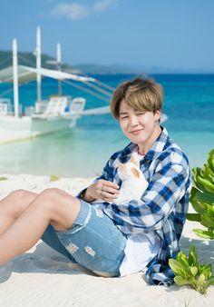 Bts summer package #rapmonster #jin #v #taehyung #jhope #suga #jungkook #jimin #bts #parkjimin #chimchim #mochi