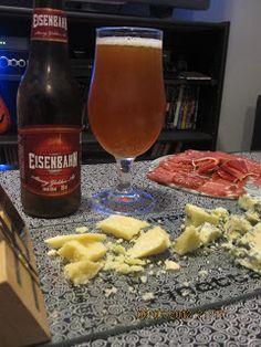 Crispirinha: Harmonização de queijos e cerveja