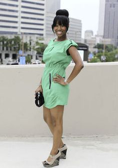 ESSENCE Music Festival 2012: Superdome Street Style