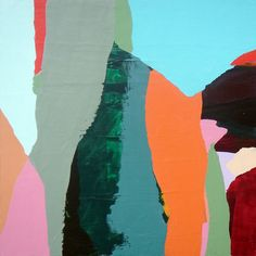 paintings by Katherine Sandoz