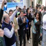 El Gobierno festejó el fin de la Vendimia con los productores