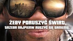 MariuszLutka: Zmień perspektywę. Wayfarer, Ray Bans, Mens Sunglasses, Style