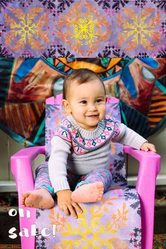 Happy Baby Violet Aloha Magic Carpet Yoga Mat