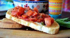 Une recette qui sent l'Italie avec ces saveurs à l'huile d'olive, la bonne huile d'olive qui me vi...