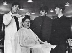 who gave John scissors XD