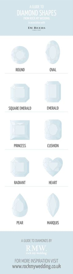 engagement rings and wedding rings tips / http://www.himisspuff.com/engagement-rings-wedding-rings/30/