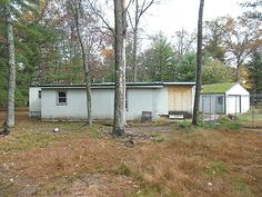 #4311-3310 MEADOW BROOK. Older 2 Bdrm. Mobile in need of remodeling, nat. gas, paved rd.,. utility, metal roof, deck, 18x24 garage, & large lot near town. $24,000. L/C Poss.